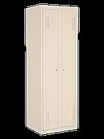 Шкаф для одежды металлический 300/2