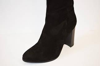 Сапоги женские на высоком каблуке Nivelle, фото 3