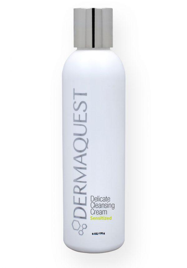 Очищуючий Крем для чутливої шкіри Dermaquest/DELICATE CLEANSING CREAM