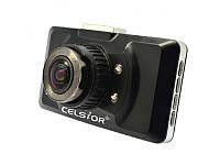 """Видеорегистратор Celsior CS-705 диспл. 2,7"""", 1280x720 (HD), 120°, до 32 Гб"""