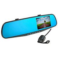 "Зеркало-видеорегистратор с камерой заднего вида, диспл. 4,3"", 1280x720 (HD), 120°, до 32 Гб"