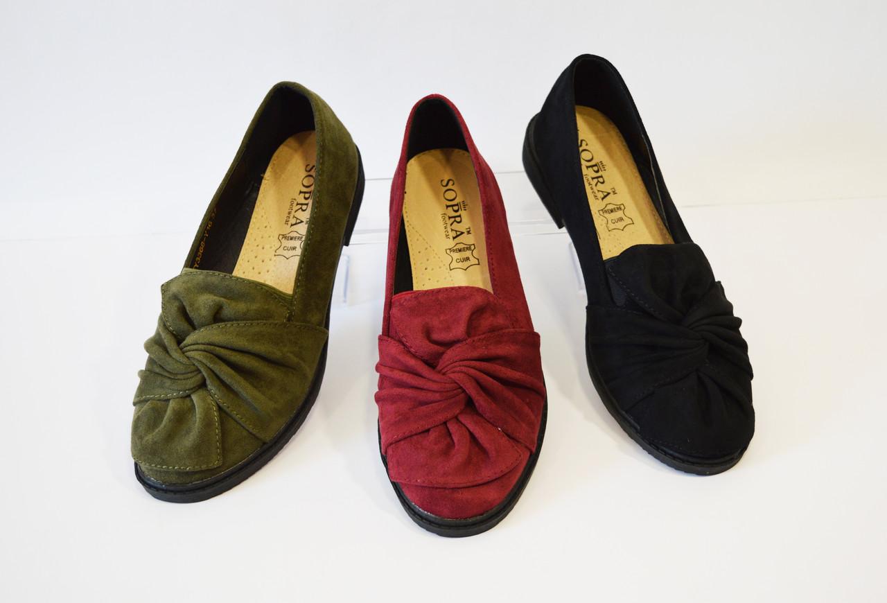 Туфли женские Sopra