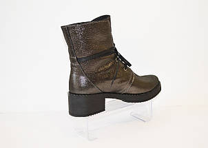Ботинки осенние с водоотталкивающей пропиткой, фото 3