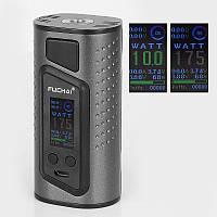 Sigelei Fuchai DUO-3 - Батарейный блок для электронной сигареты. Оригинал Gun metal