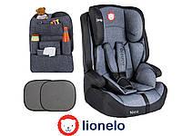 Автокрісло Lionelo Nico (9-36 кг) Grey Польща