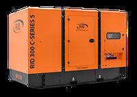 Дизель генератор  RID 300 V-SERIES S (240 КВТ) в капоте + зимний пакет + автозвпуск