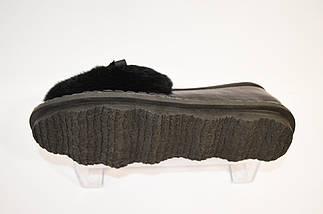 Туфли женские с пушком, фото 3