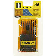 Набор полотен для лобзика STANLEY STA28160 (США/Китай)
