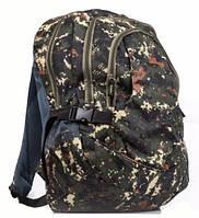 Рюкзак міський камуфляж, військовий рюкзак, рюкзак для поїздок