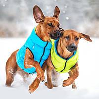 Куртка для собак AiryVest двухсторонняя