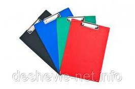 Планшет-папка А4 ПВХ Т800 mix color
