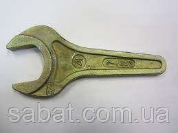 Ключ рожковый односторонний 100 мм