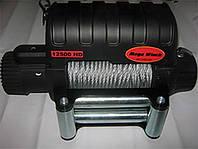 Лебедка электрическая автомобильная Mega Winch MWE 12500 HD Waterproof