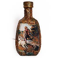 """Декор бутылки """"Подарок мужчине охотнику"""" Сувениры для охотников"""