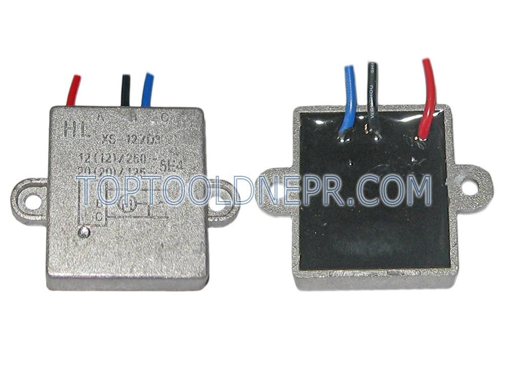 Плавный пуск 12 A 2 ушка, 3 провода Eurotec AG 232