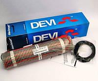 Электрический нагревательный мат Деви DEVIcomfortTM 150T 2,5 м2 Теплый пол под