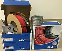 Нагревательный кабель двухжильный DEVIflexTM 18T (22,0 м) теплый пол Devi
