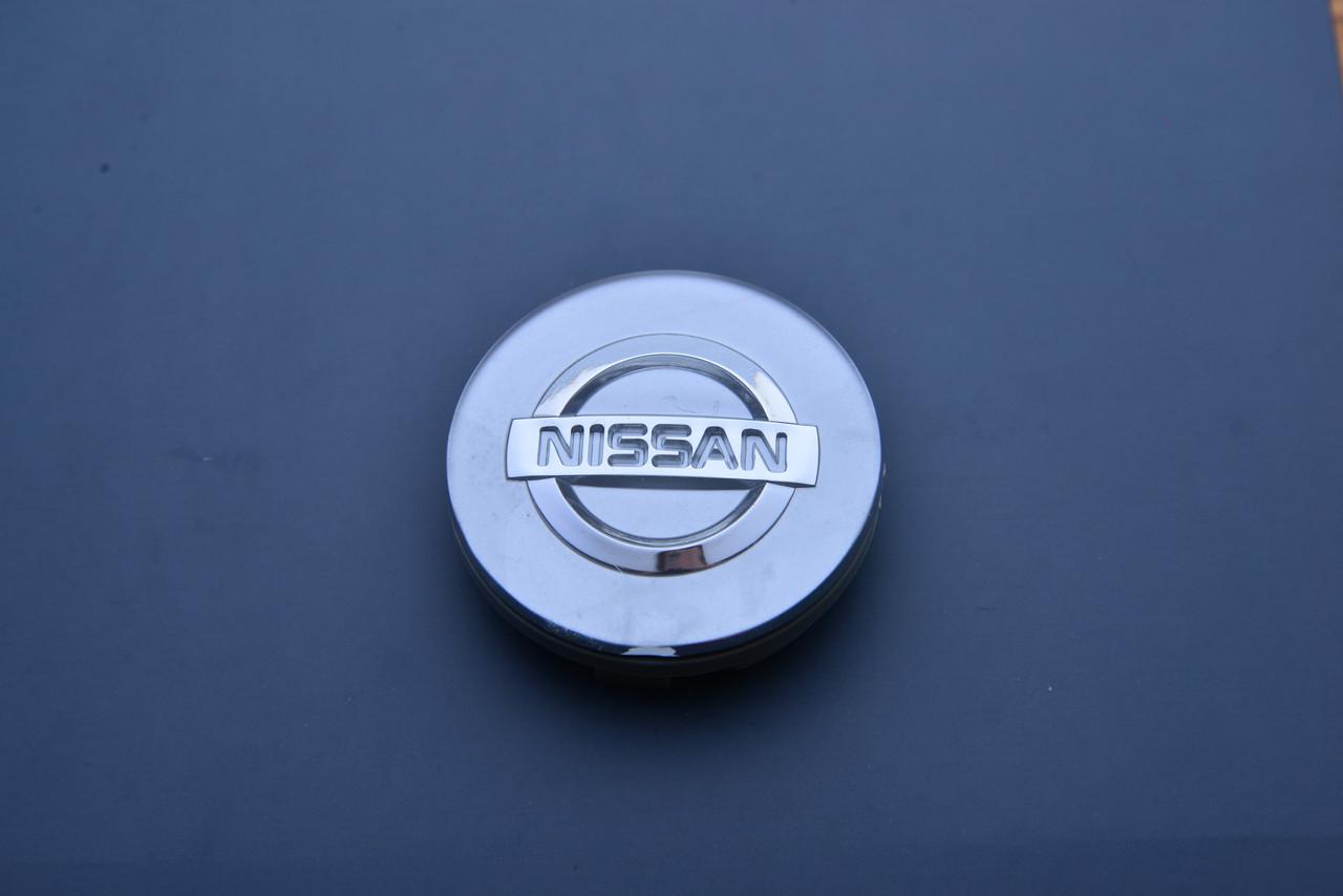 Колпачки заглушки на диск в диск Nissan Ниссан 60/55/11