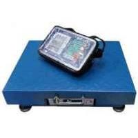 Товарные электронные весы с Wi-FI датчиком до 100 кг Wi-FI