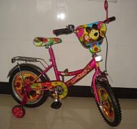 Детский велосипед14 дюймов от 3-х до 5-ти лет