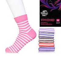 Женские полосатые носки дешево Твiнс Текс 2111-019 (12 ед. в упаковке)