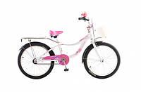 Детский велосипед CARAMEL 20 дюймов от 6-ти до 9-ти лет