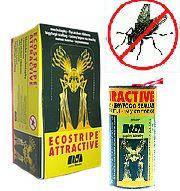 Лента липкая от мух Экострайп (чешка)  (шт.)-эффективная борьба с мухами,1,2,3