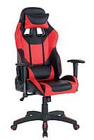 Компьютерное кресло для геймера Special4You ExtremeRace black/red (E4930)