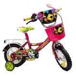 Детский велосипед Маша и медведь 12 дюймов от 2-х до 4-х лет