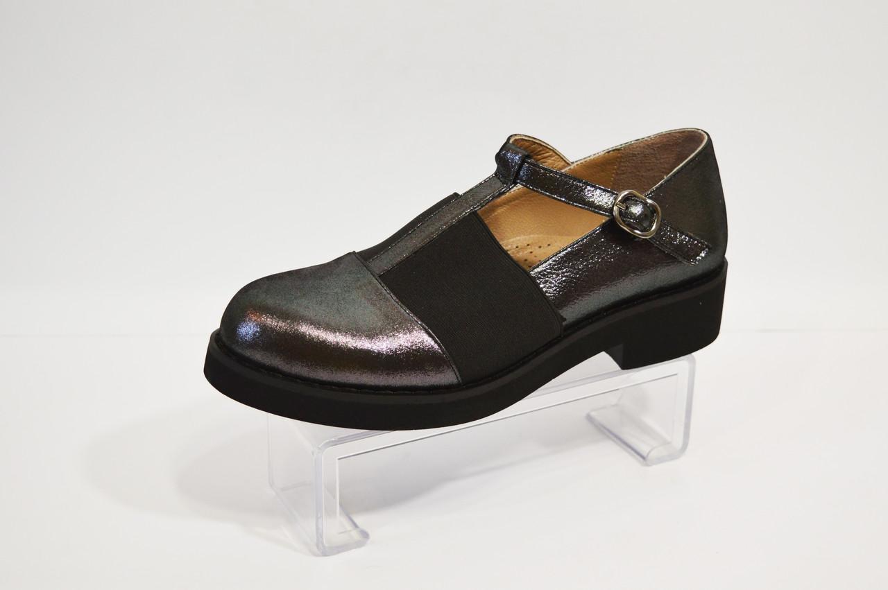 Туфлі жіночі шкіряні Guero 37 розмір 24 см