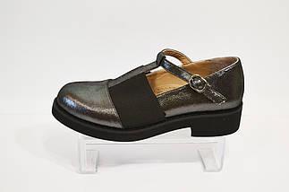 Туфлі жіночі шкіряні Guero 37 розмір 24 см, фото 2