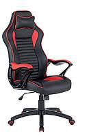 Компьютерное кресло для геймера Special4You Nero black/red (E4954)