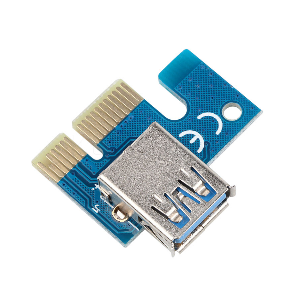 USB PCI Express Riser Card 1x коннектор #100479