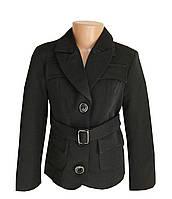 Практичный пиджак ветровка для девочки в школу.