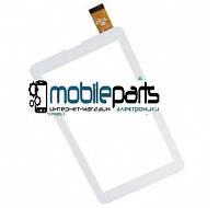 Оригинальный Сенсор (Тачскрин) для планшета 6,8' Mystery MID-713G Roverpad 6.8 (30 pin, 185*105 mm) (Белый)