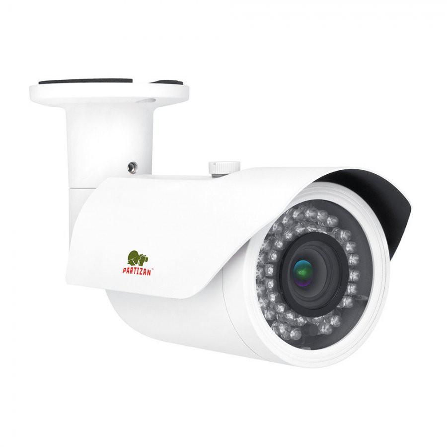 Уличная варифокальная IP камера Partizan IPO-VF1MP SE POE v1.0, 1 Мп