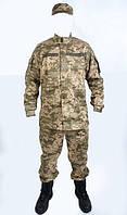 Камуфляжний костюм ЗСУ нового  зразка  українського  виробництва