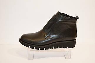 Ботинки демисезонные кожаные DS 870, фото 2