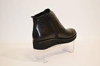 Ботинки демисезонные кожаные DS 870, фото 3