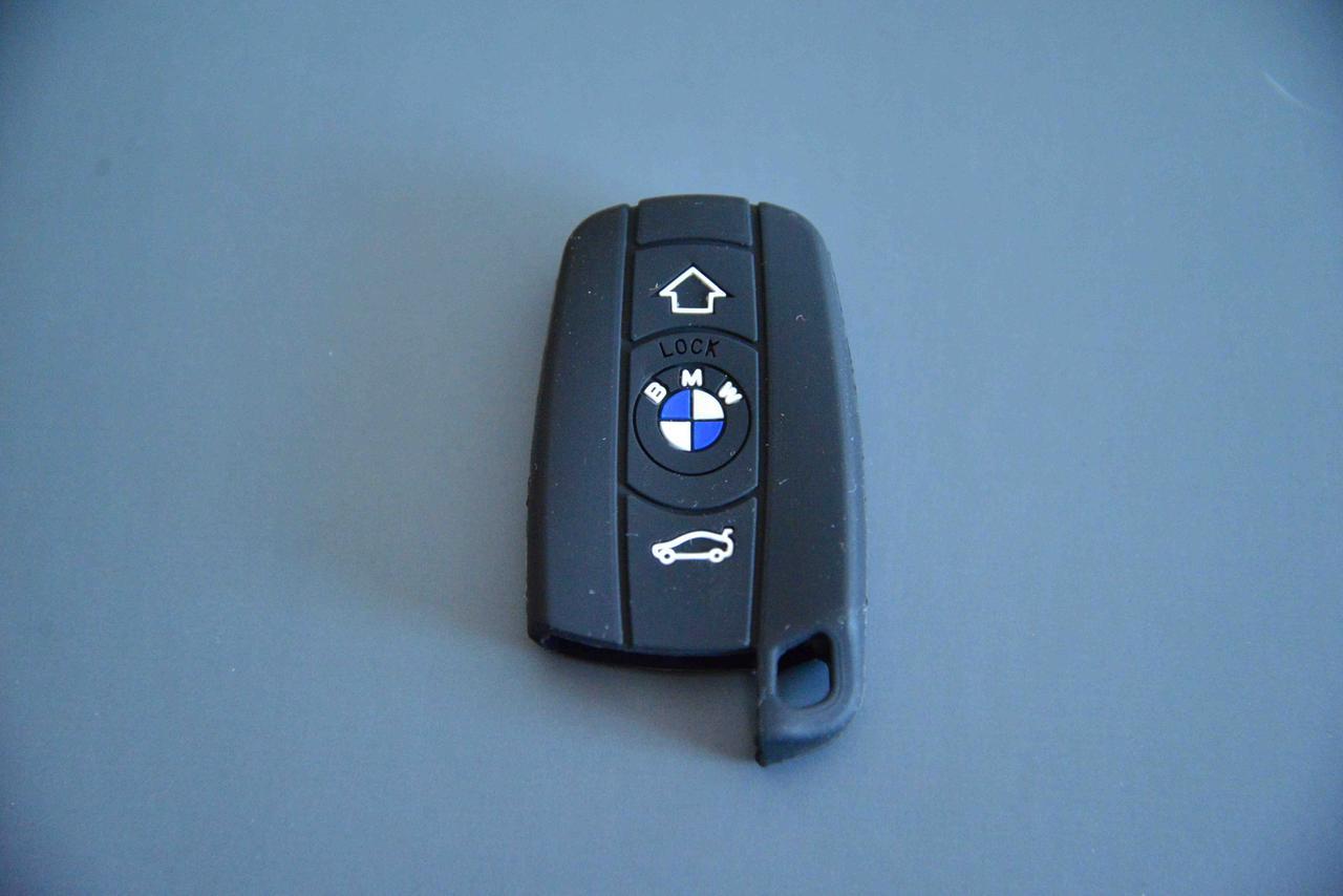 Чехол силиконовый для смарт ключа БМВ BMW