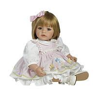 Кукла Adora блондинка 4 сезона, 51 см (четыре платья)