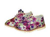Красивые детские туфли Apawwa  р 22,23,24