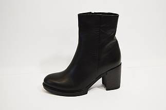 Зимние женские кожаные ботинки DS 045, фото 2