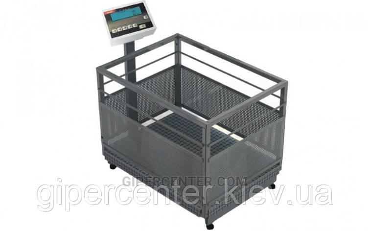 Весы для поросят грузоподъемностью до 150 кг BDU150C-0608X стандарт, фото 2