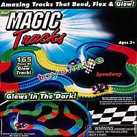 Magic Tracks Детская Игрушечная Дорога Трек 165 Деталей + Машинка