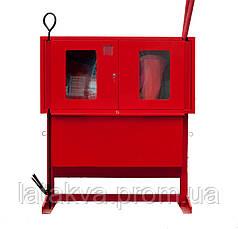 Стенд пожарный закрытого типа с ящиком для песка 0,35 м.куб. (без комплектации)