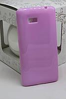 Силиконовый чехол HTC Desire 600