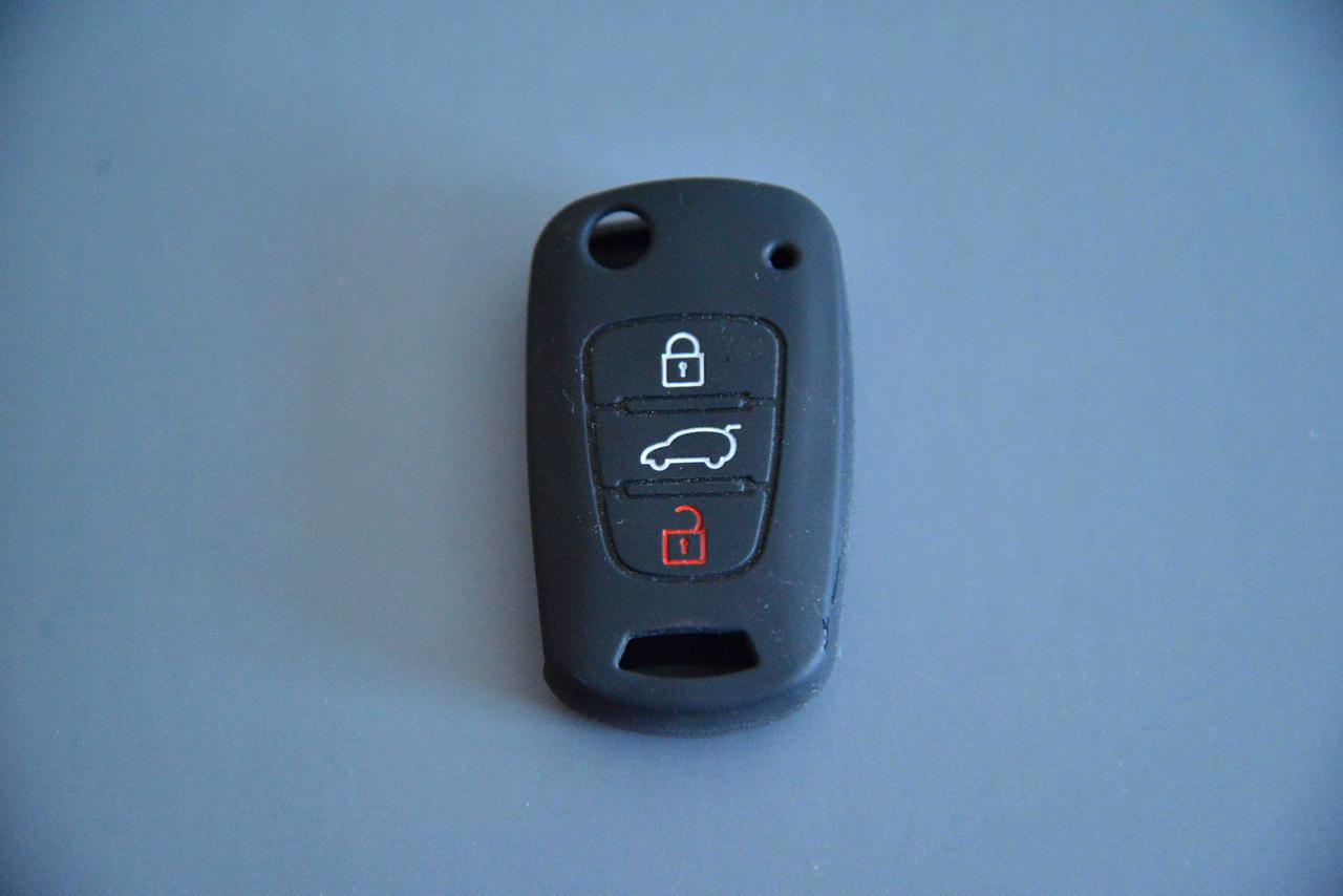 Чехол для ключа автомобиля КИА KIA K2 K5 Sportage Sorento с логотипом