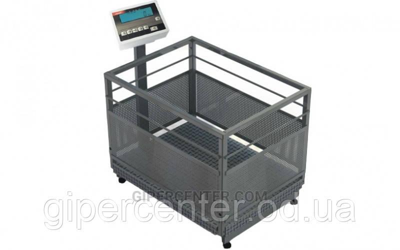 Весы до 300 кг для взвешивания поросят BDU300C-0608X стандарт
