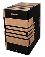 Бокс для архивации документов, 200мм, коричневый 7663401pl-02